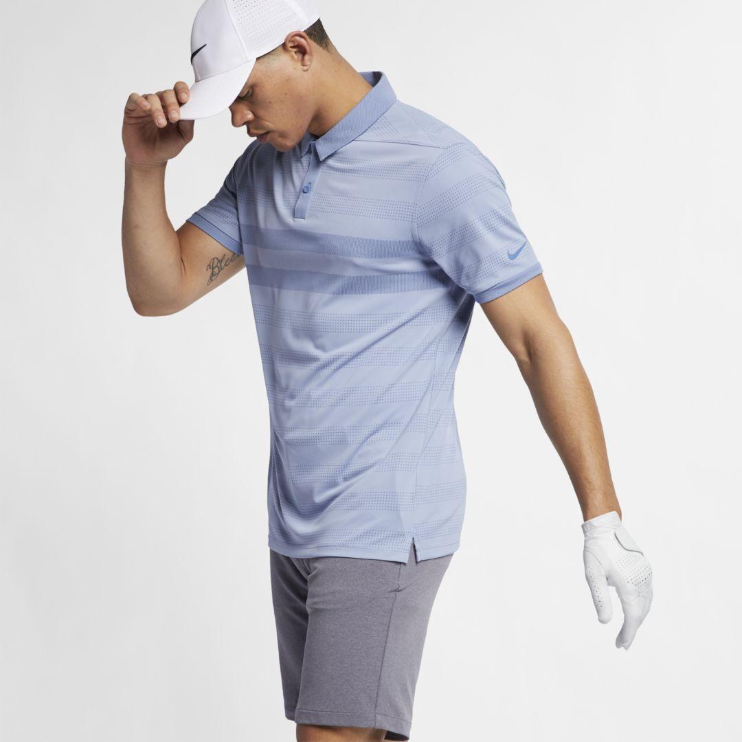 Nike TechKnit Cool Men's Striped Golf