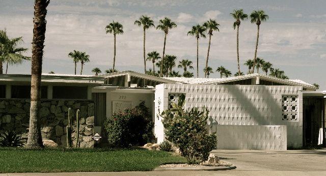 Canyon View Estate Home      William Krisel and Dan Palmer 1962  Photo Credit: JDavies