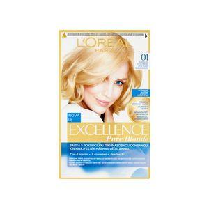L Oreal Paris Excellence 01 Ultra Light Blonde Hair Dye