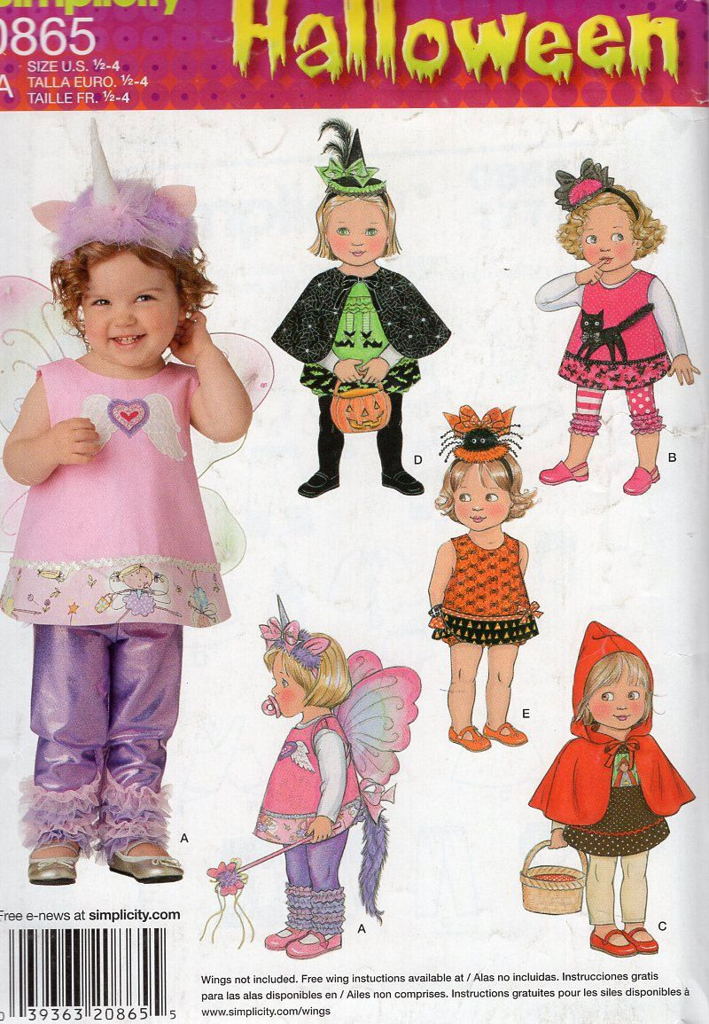 Baby Costume Patterns Amazing Design Ideas