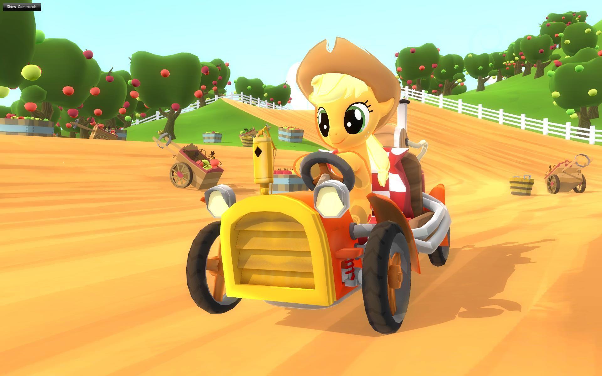 Applejack And Spike Porn Animation applejack kart | my little pony applejack, my little pony