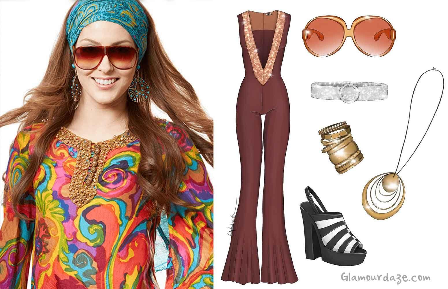 Fashion of 1970s - Fashion