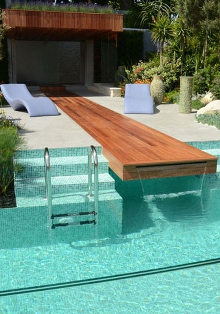 Diy Swimming Pool Design Ideas That S 21 Very Attractive Swimming Pool Design How Do You Think About All T Cool Swimming Pools Diy Swimming Pool Modern Pools