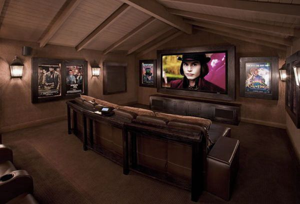 1000+ Images About New Home - Media Room On Pinterest | Media Room