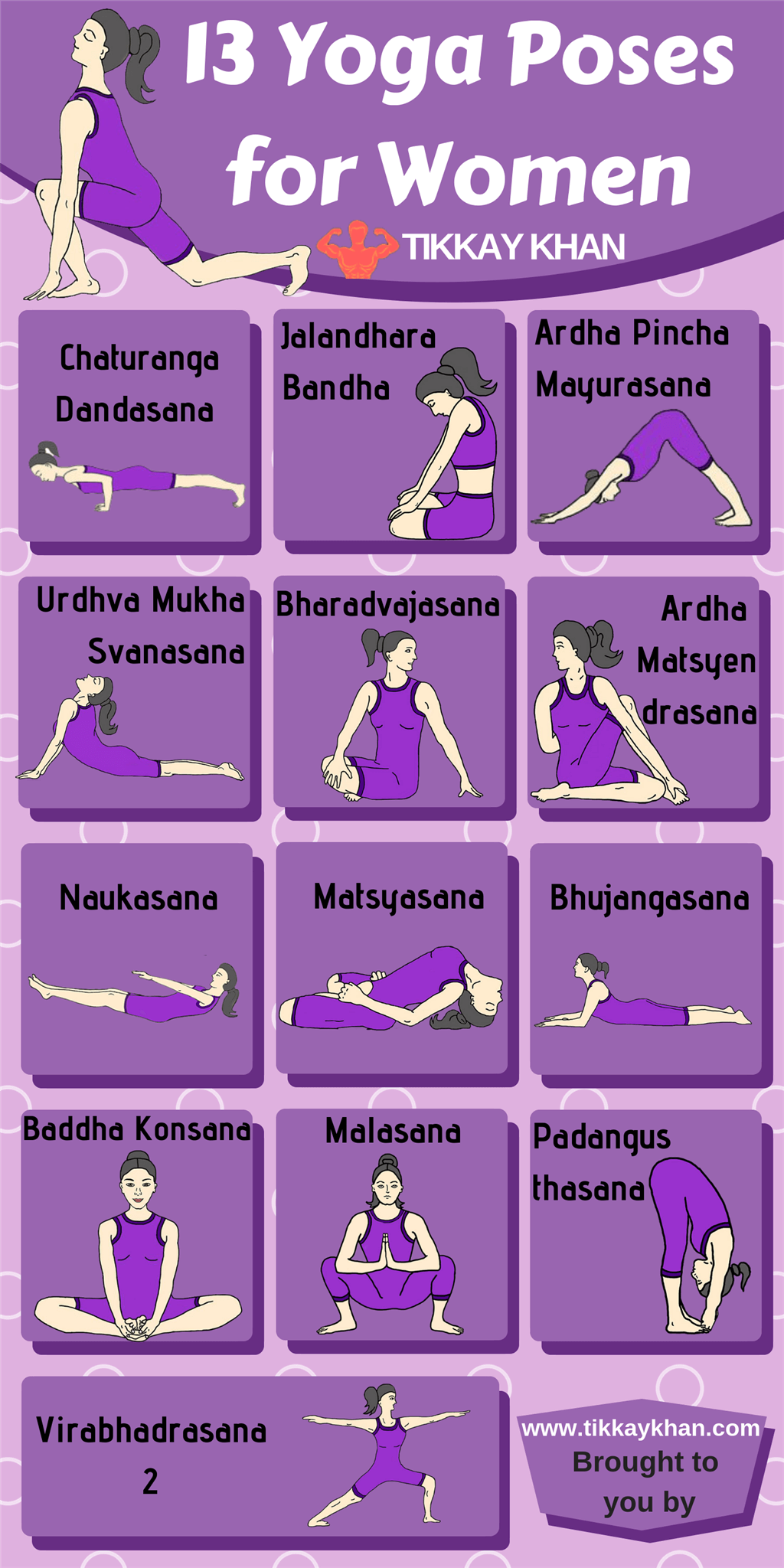 Pin On Yoga Exercises