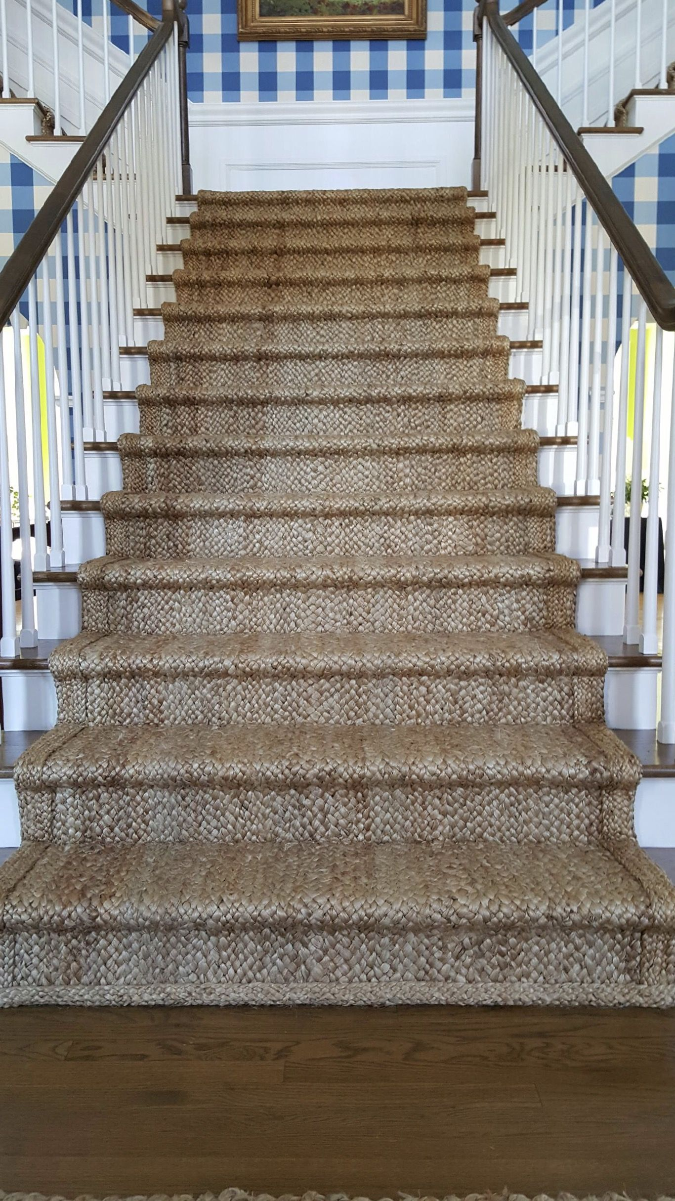 Best Jute Stair Runner Bound With Matching Jute Braid Runner Carpet Stairs Stair Runner Stairs 400 x 300