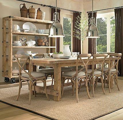 Bestefars verksted: Møbler fra fjæra...?