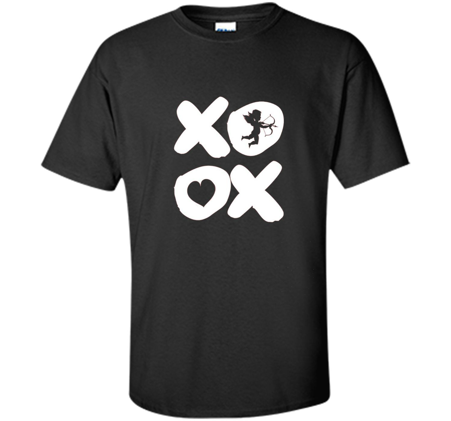 Xoxo Cupid Heart Red Valentine's Day Kids T-Shirt