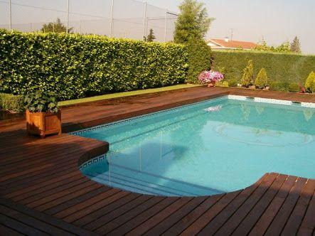 piscina fibra sem borda - Pesquisa Google Minha casa Pinterest