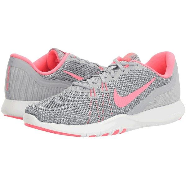 Nike Women's Flex TR 7 Training Shoes Wolf Grey/Racer Pink/Stealth