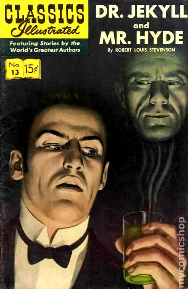 003 book covers dr jekyll and mr hyde Google Search Dr