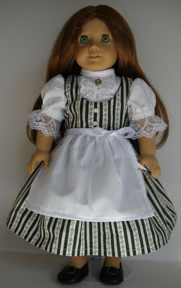 """Fits 18"""" American Girl doll Germany German folk dress clothes E (COSTUME ONLY)"""