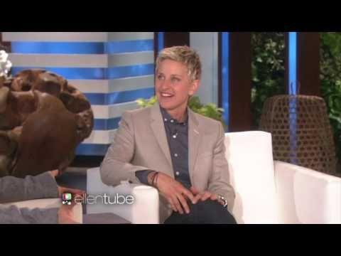 [한글자막] 엘렌이 크리스 파인을 울리려고 노력하다 (엘렌쇼) - YouTube