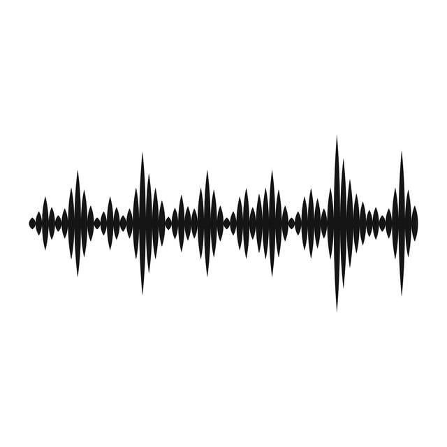 Music Sound Waves Simple Style Music Clipart Music Sound Png And Vector With Transparent Background For Free Download Waves Icon Sound Waves Audio Waves