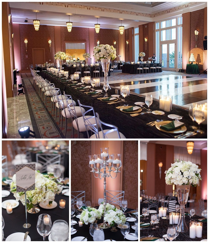 Las Vegas Wedding Planner Black And White Emerald Smith Center