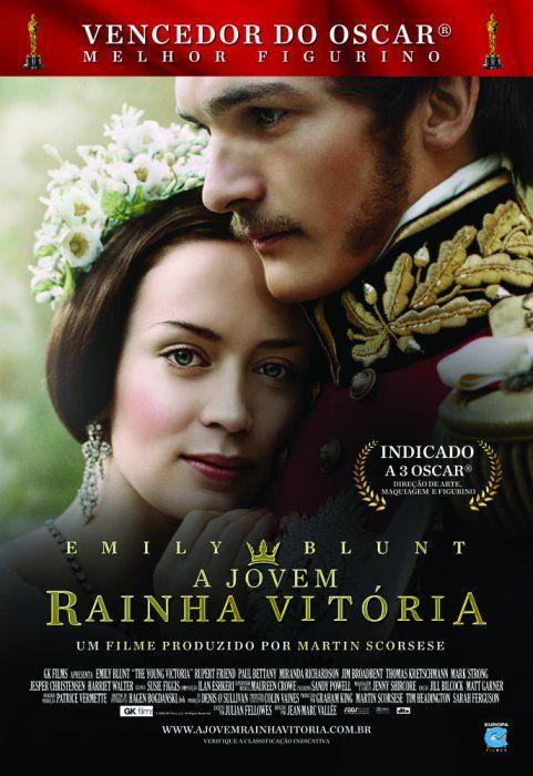 A Jovem Rainha Vitoria The Young Victoria Rainha Vitoria Filmes