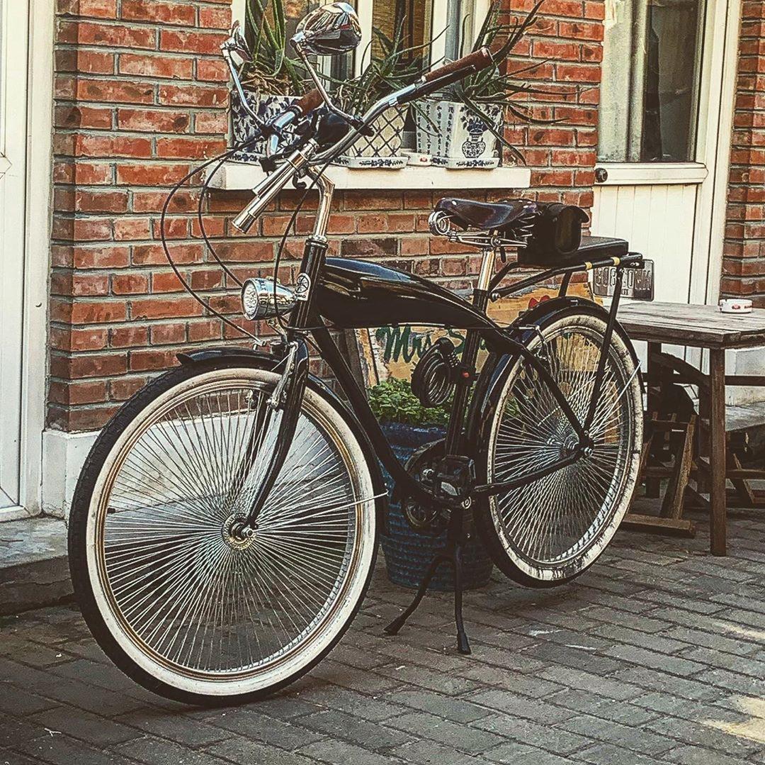 Vintage Bicycles Market Bicycle Lover Bicycle Vintage