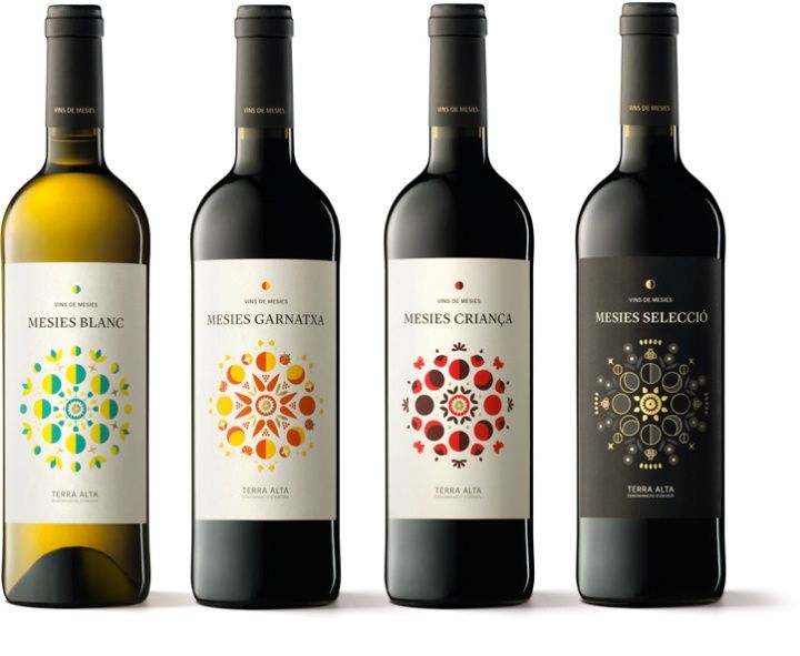 Mesies Wines Packaging By Txell Gracia Albert Martinez Lopez Amor