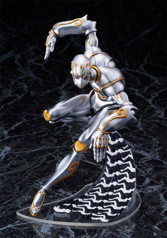 USED Statue Legend JoJolion JoJo/'s Bizarre Adventure Part 8 Soft /& Wet Figure