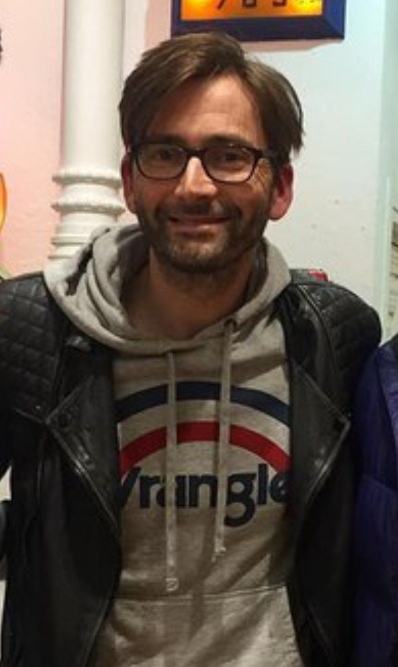 david tennant wearing his glasses david tennant and other
