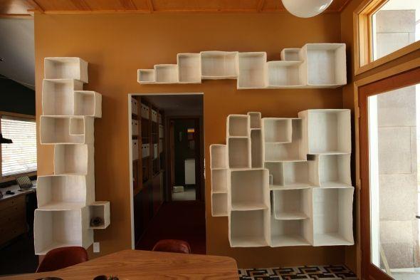 Halleluja Shelving Shelves Cardboard Furniture