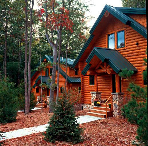 Boyne Cabin Log Cabin Plan By Town Country Cedar Homes Log Home Plans Log Cabin Plans Log Homes