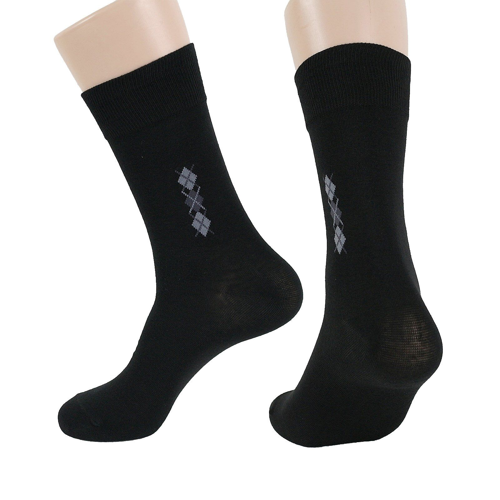Mens Business Classics Dress Crew Socks 5 Pairs Black With Diamond 5pairs See This Great Product It Is Amazon Affiliate L Crew Socks Mens Dress Socks Socks [ 1600 x 1600 Pixel ]