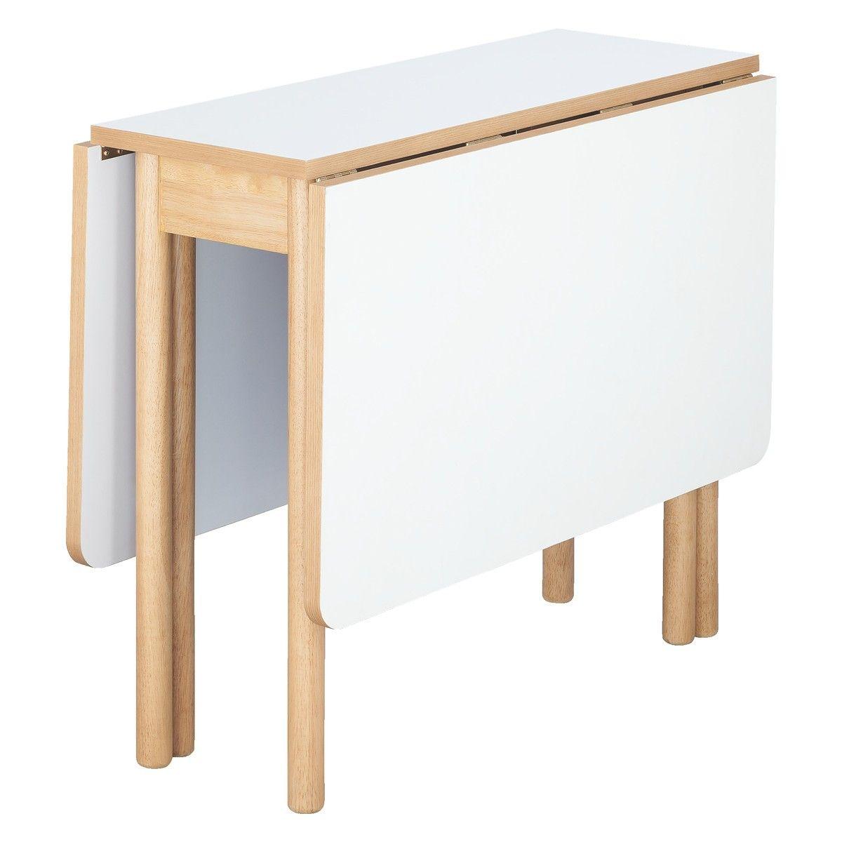 Suki 2 6 Seat White Folding Dining Table Folding Dining Table Wood Folding Table Table