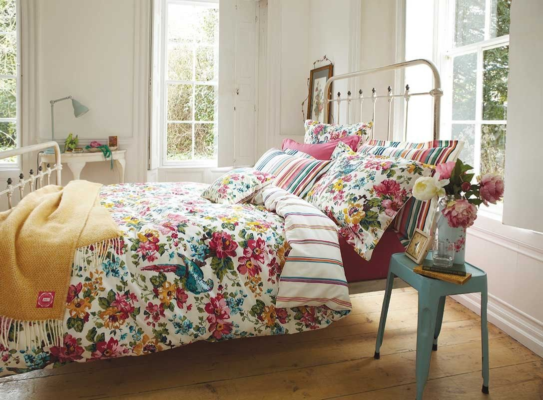 f6cb3053c1 Vintage Floral Bedding from Joules