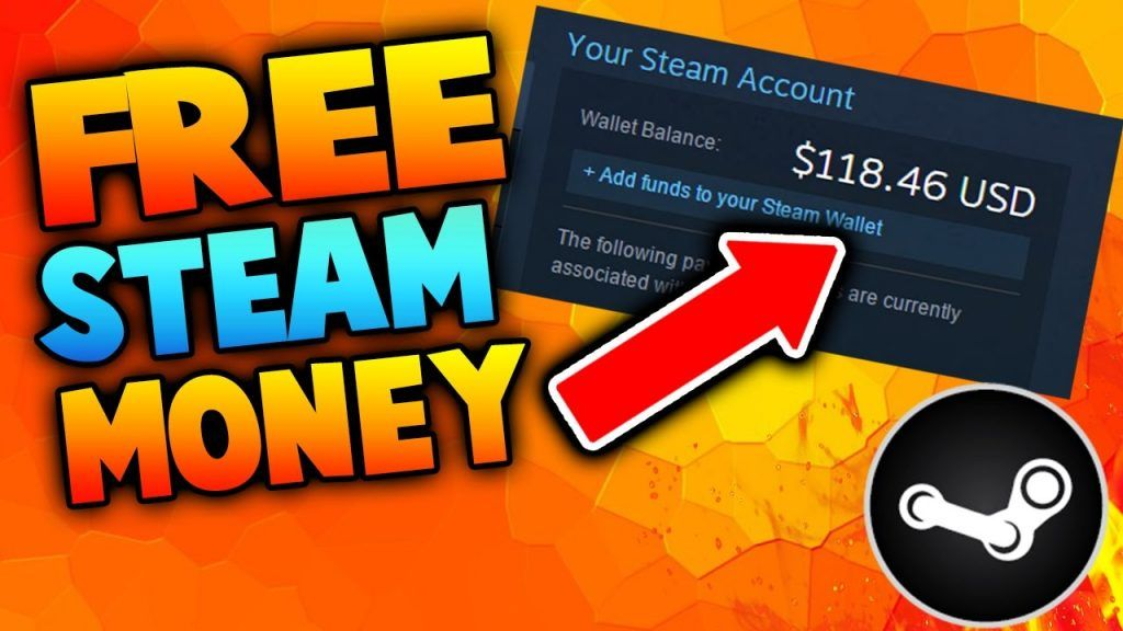 How To Make Money For Steam Wallet