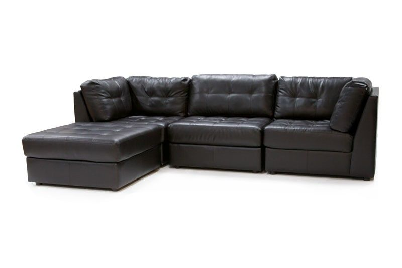 Mor Furniture For Less Galaxy Chocolate 4 Piece