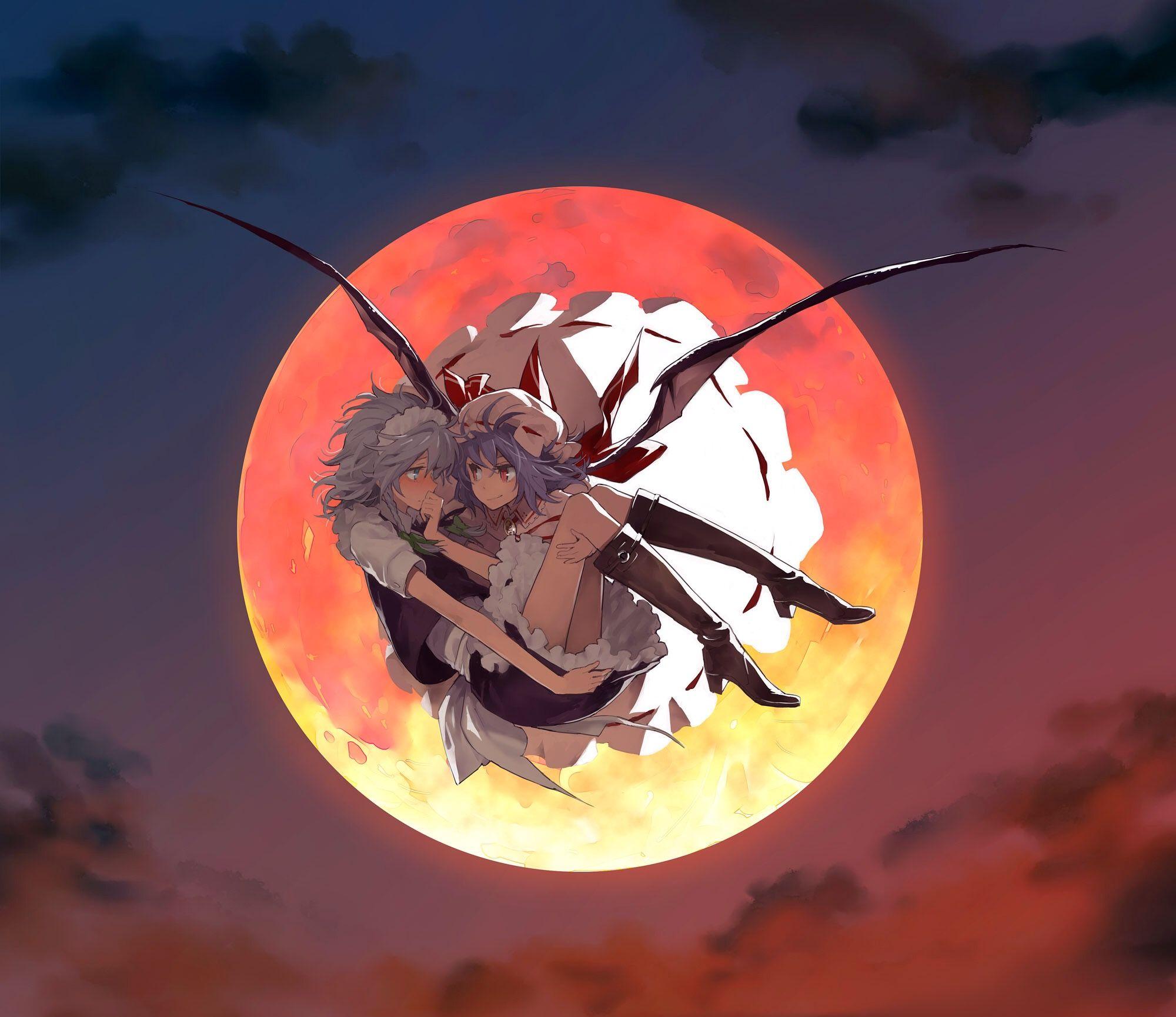 touhou おしゃれまとめの人気アイデア pinterest ココミク 咲夜 十六夜咲夜 東方 かわいい
