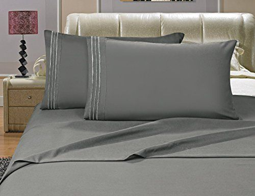 1 Best Er Luxury Bed Sheets Set On Highest Quality 1500 Thread Count Egyptian