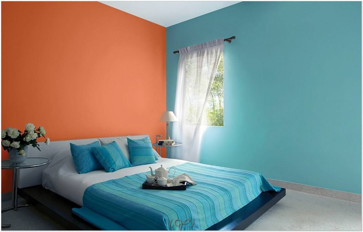 Image result for colour combination for walls | Blue ...