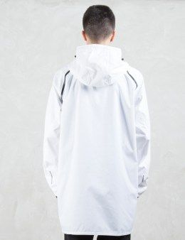 STAMPD STAMPD x Puma LW Long Woven Jacket Model Picture