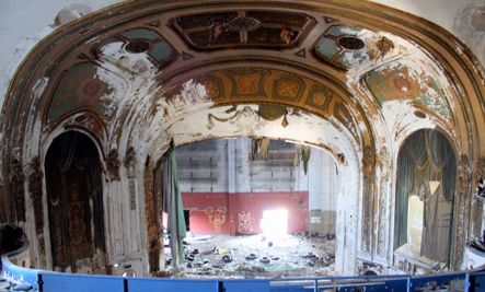 Eastown Theatre, Detroit, Mich  Opened in 1930 as a cinema