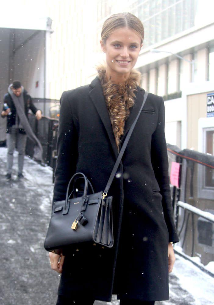 949de49eaf6 33 Stars Who Love Their Saint Laurent Sac de Jour Bags | Accessories ...