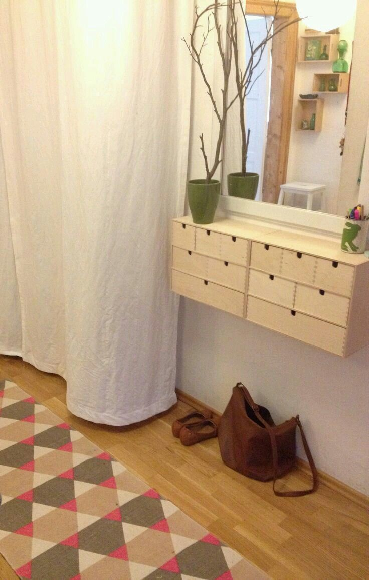Garderobenhaken Kinderzimmer Ejhu Org Vanity Built In Using Ikea Moppe Home Bathroom Ikea Hack