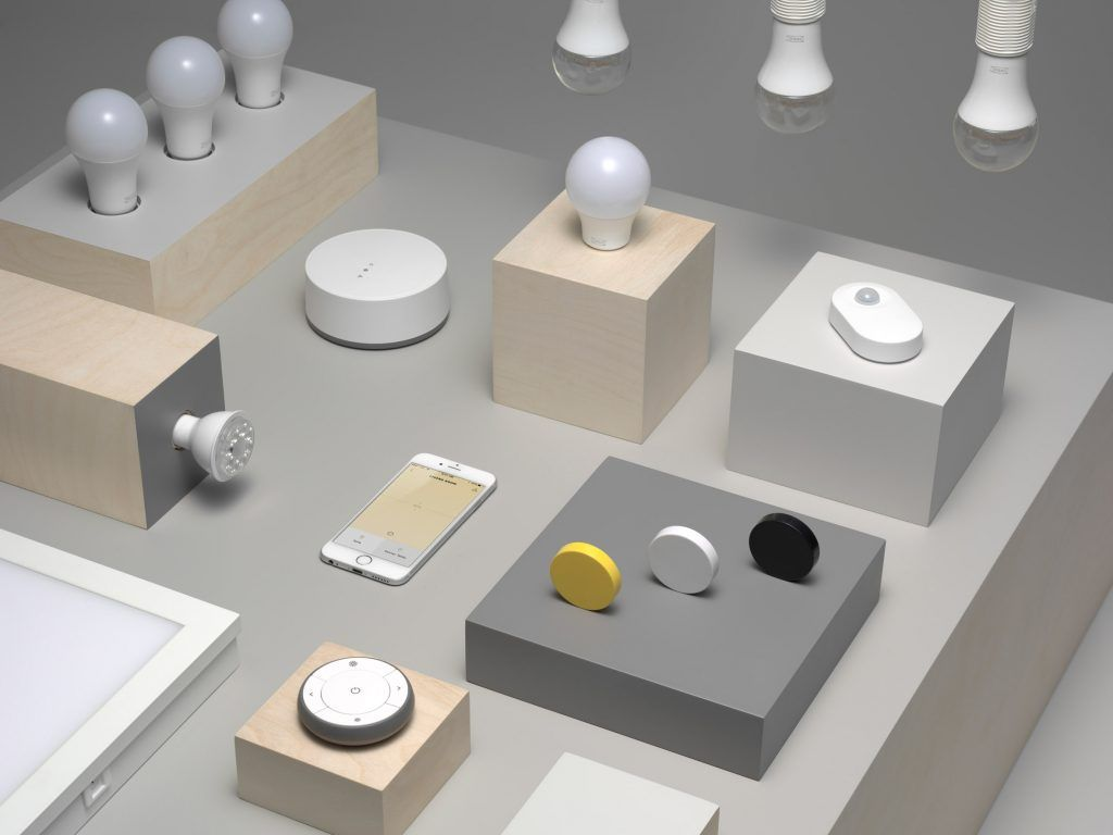 Tradfri Ikea Puts The Home Automation Within Reach Of Everyone