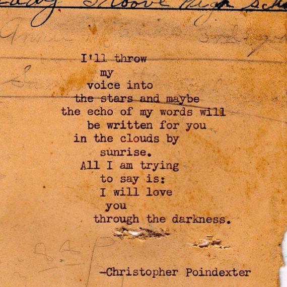 Citaten Love Poem : Their tears were love poem van christopherspoetry