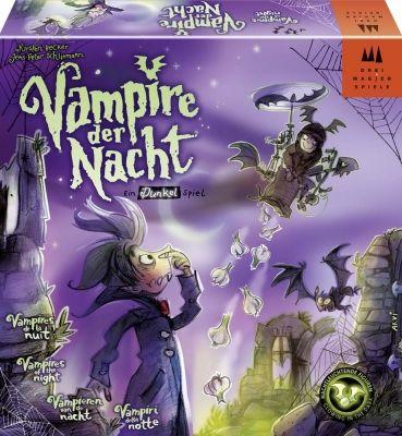 Vampire der Nacht, ab 6 jahre