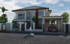 Maison Contemporaine Plain Pied En L Avec Construction Maison