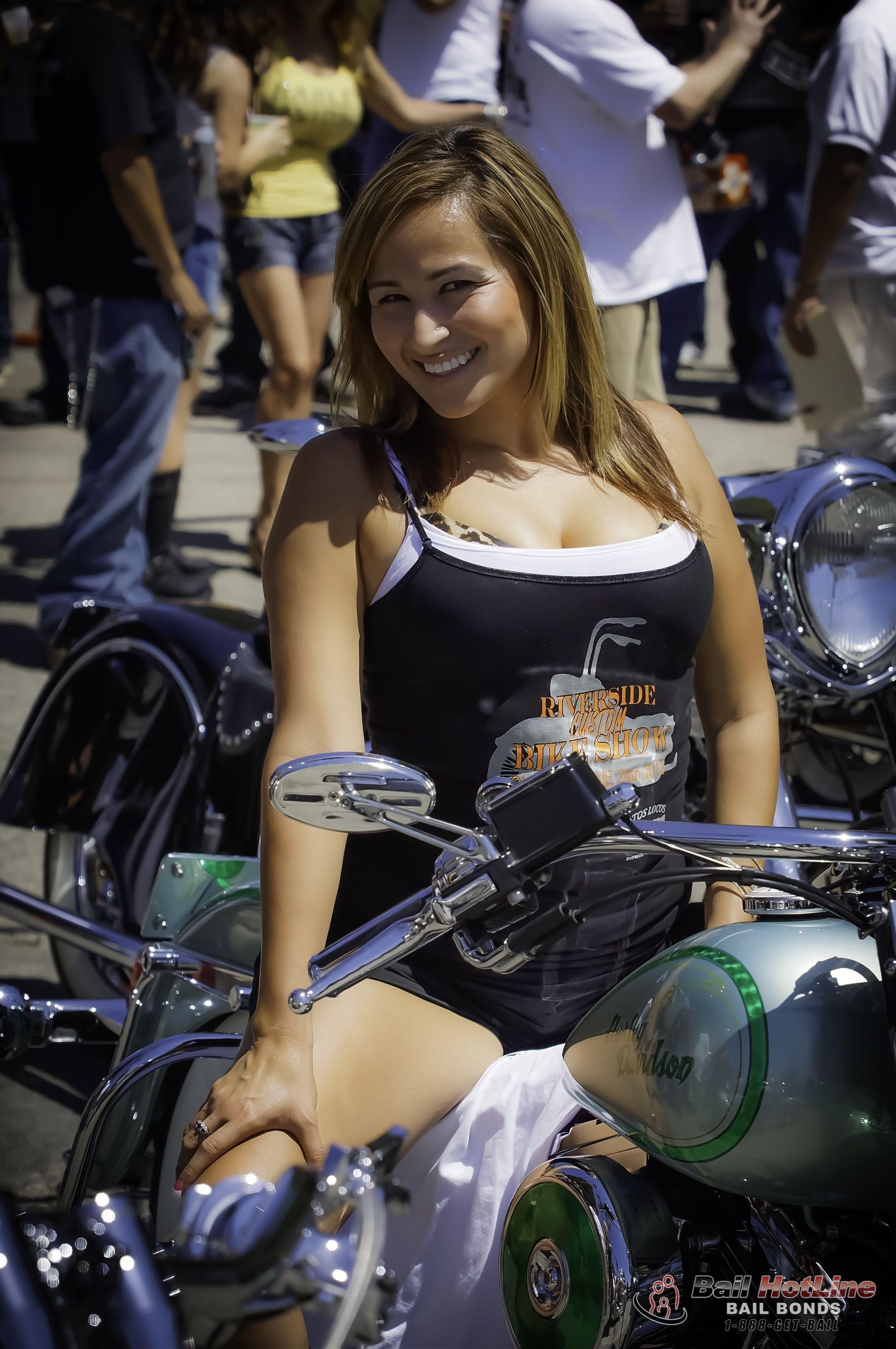 Oz Bike Show Girls | Bankstown Custom Motorcycle Show 2012 ... |Custom Motorcycle Show Models