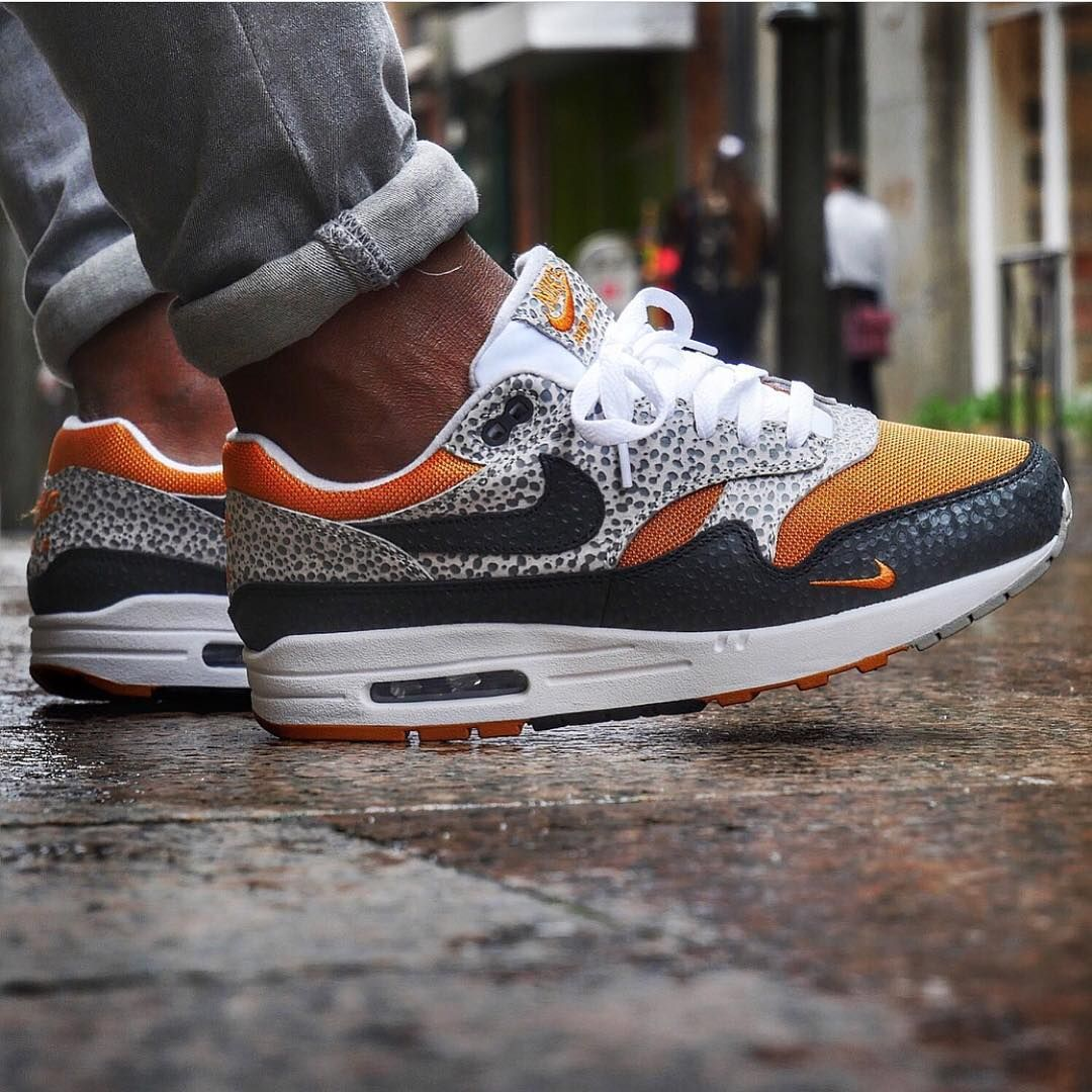 "Nike Air Max 1 ""What The Safari"" 