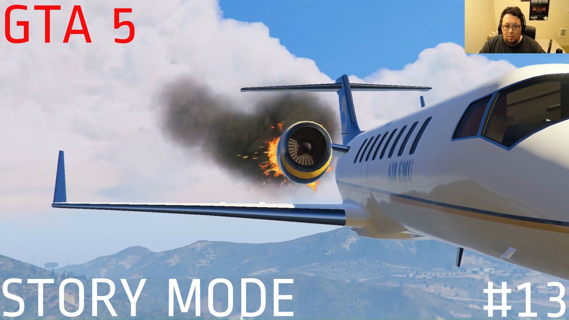 GTA 5 / STORY MODE / 13 LUCKY NUMBER 13! Number 13, Gta