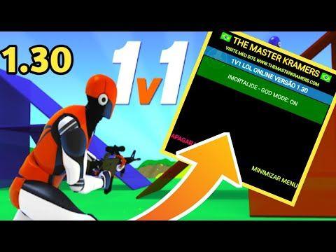 1v1 Lol Online Mod Menu Apk V1 30 How To Hack 1v1 Lol Youtubers Funny Lol Play Epic Games Account