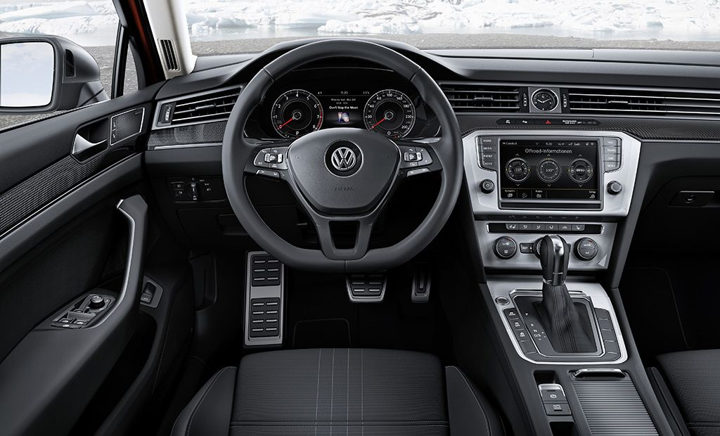 2016 Volkswagen Passat Alltrack: We miss the additional