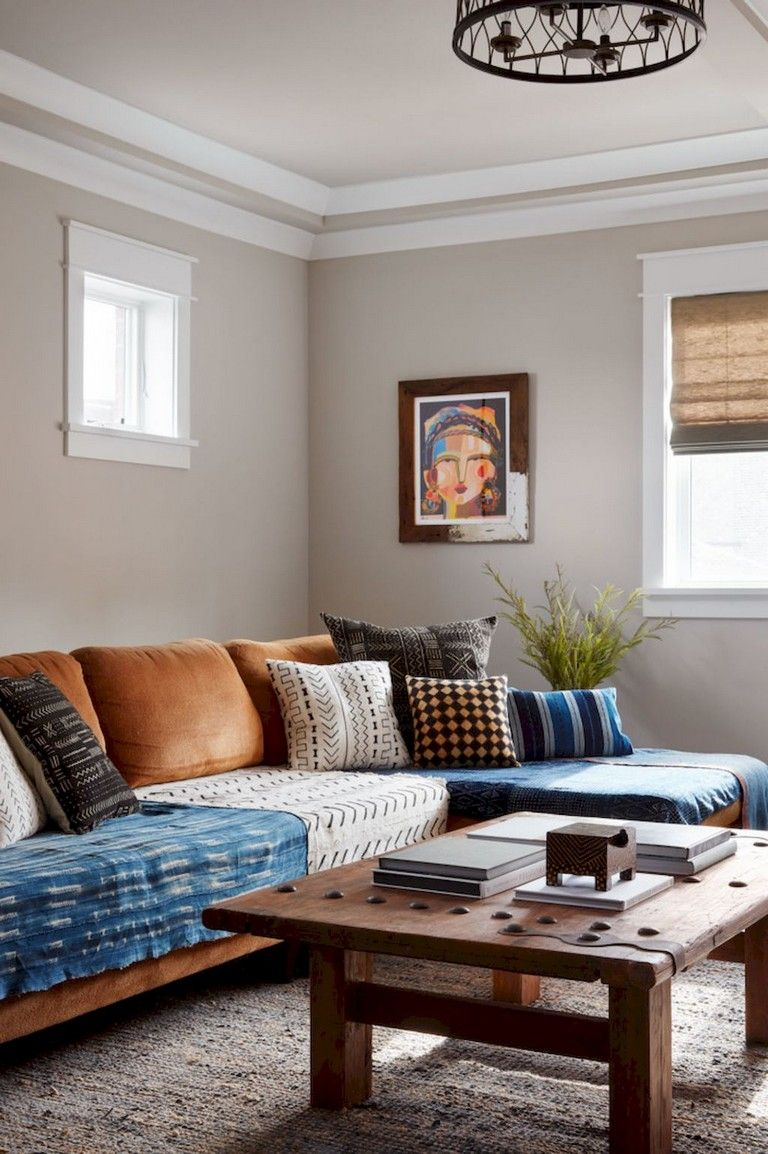 58+ Comfy Minimalist Family Room Decorating Ideas   Family ...