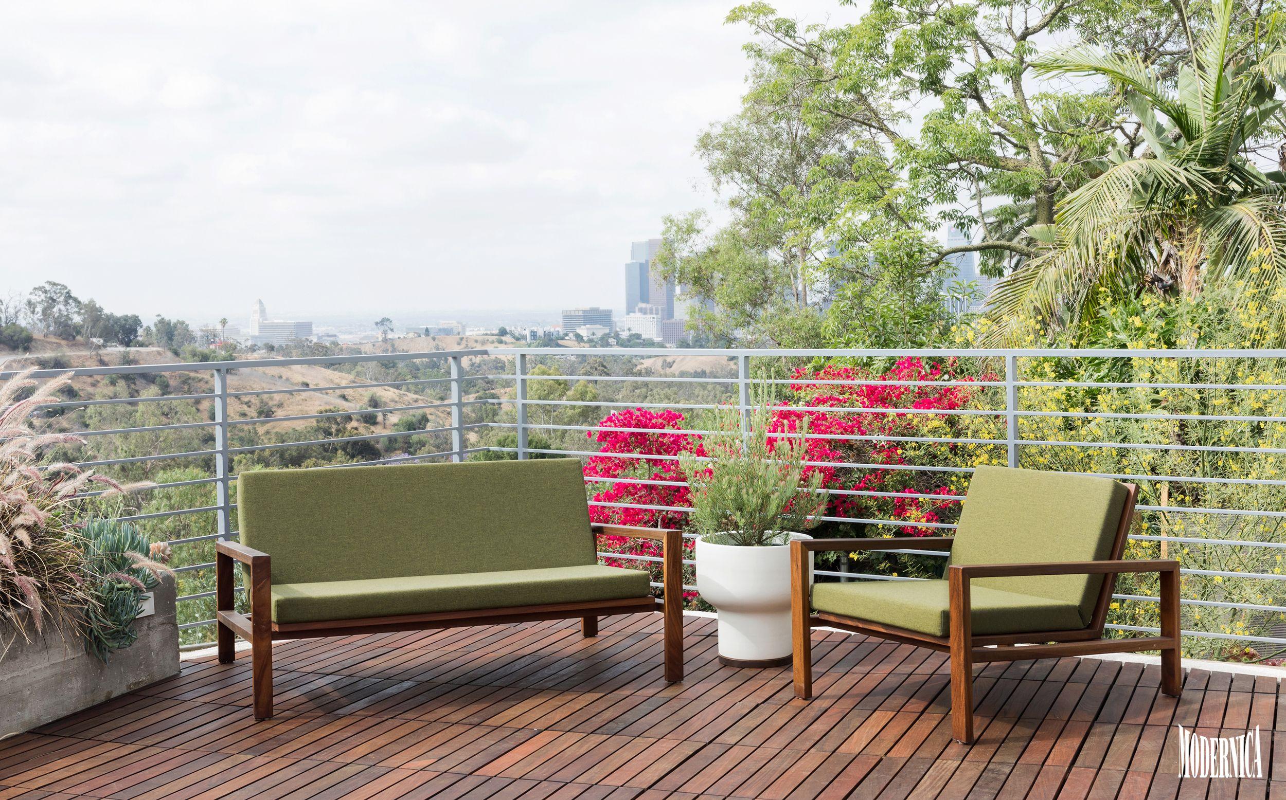 Modernica case study outdoor furniture