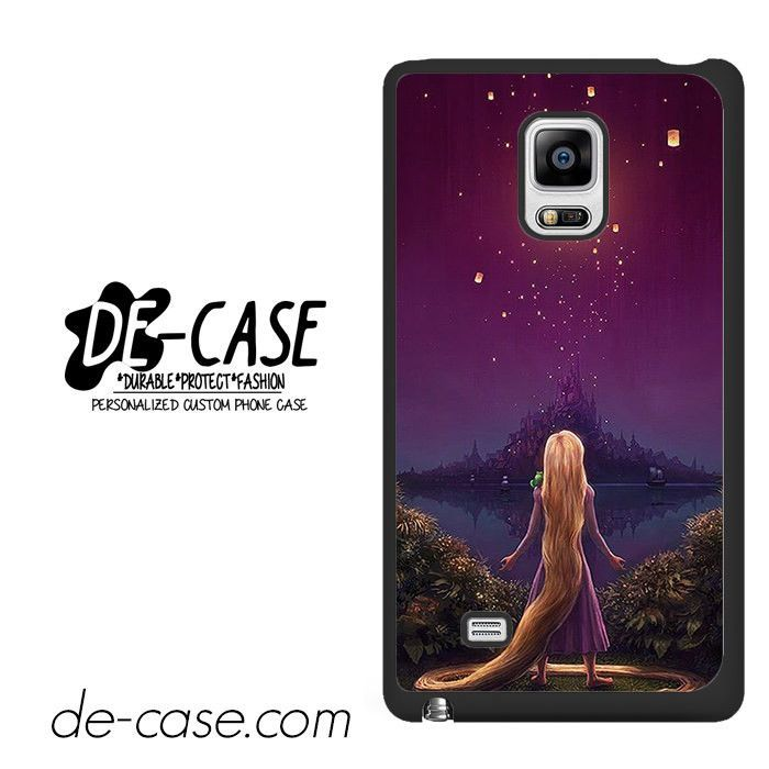 Rapunzel Watching Floating Light DEAL-9163 Samsung Phonecase Cover For Samsung Galaxy Note Edge